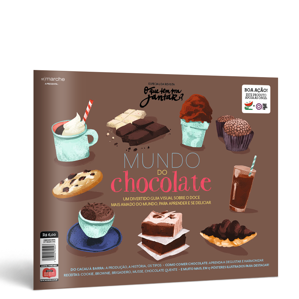 Mundo do Chocolate 1